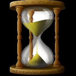 Hourglass-Sandclock-icon