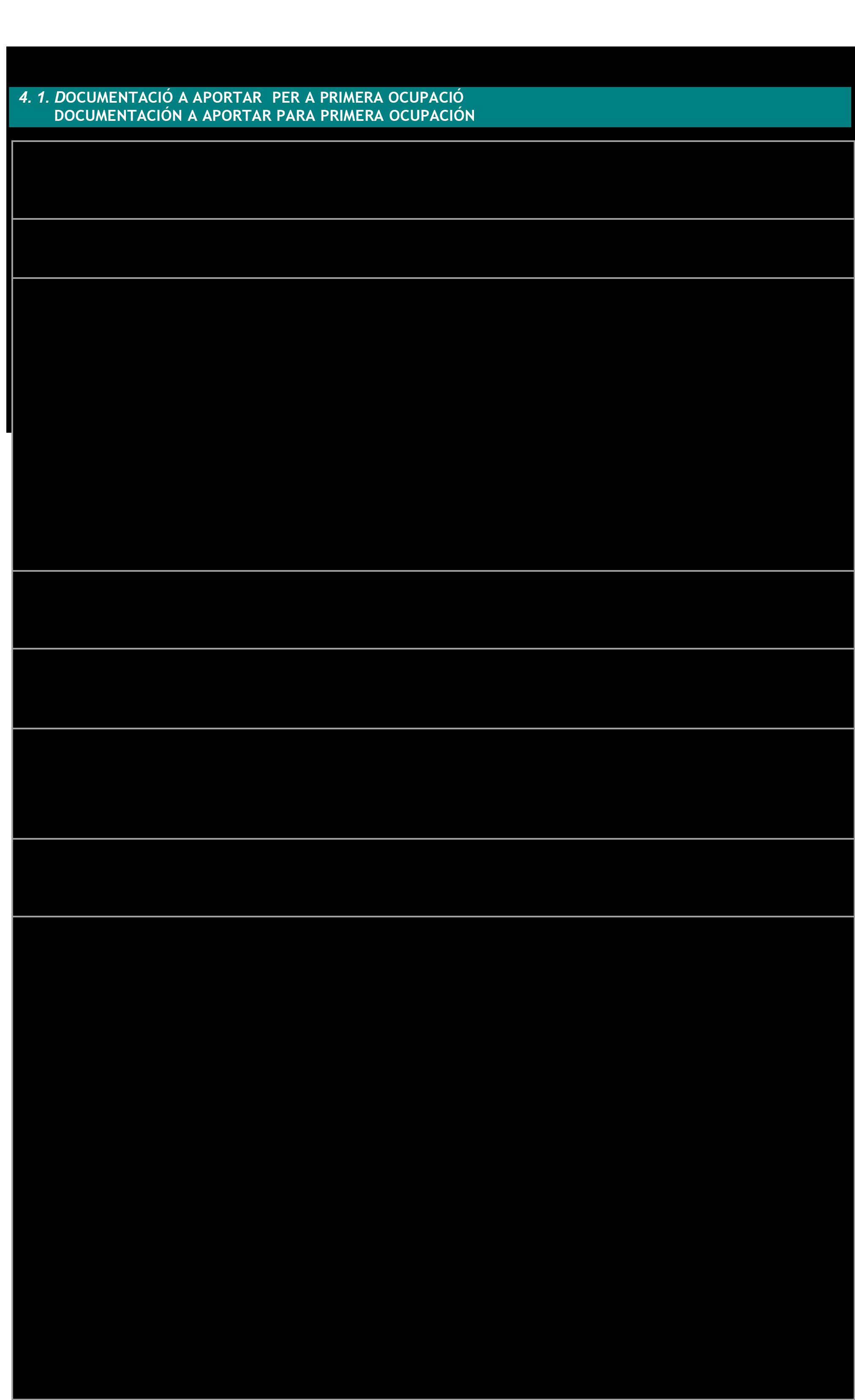 Impreso Declaración Responsable Segunda Ocupación - Gata de Gorgos 2
