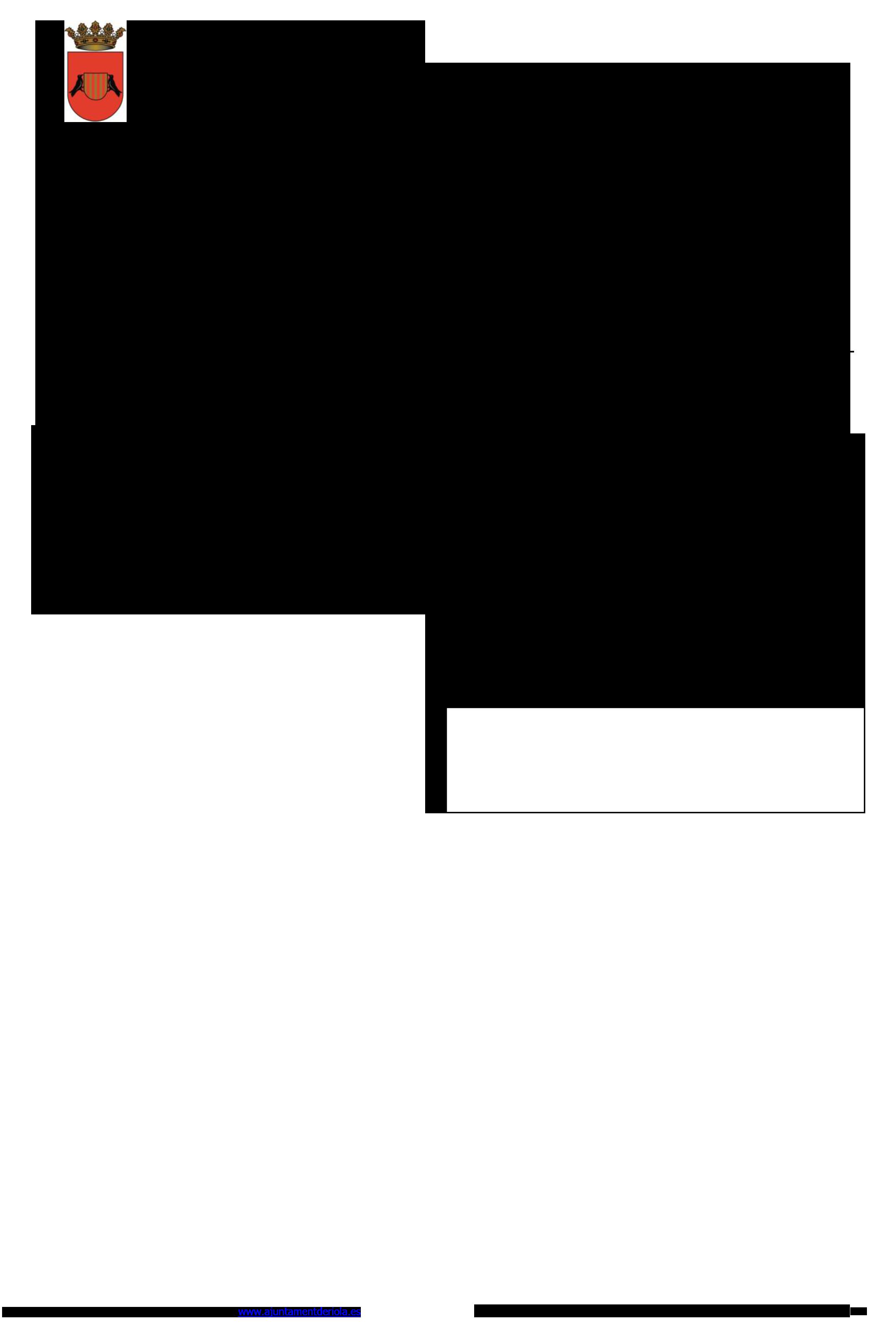 Impreso Declaración Responsable Segunda Ocupación - Riola-2