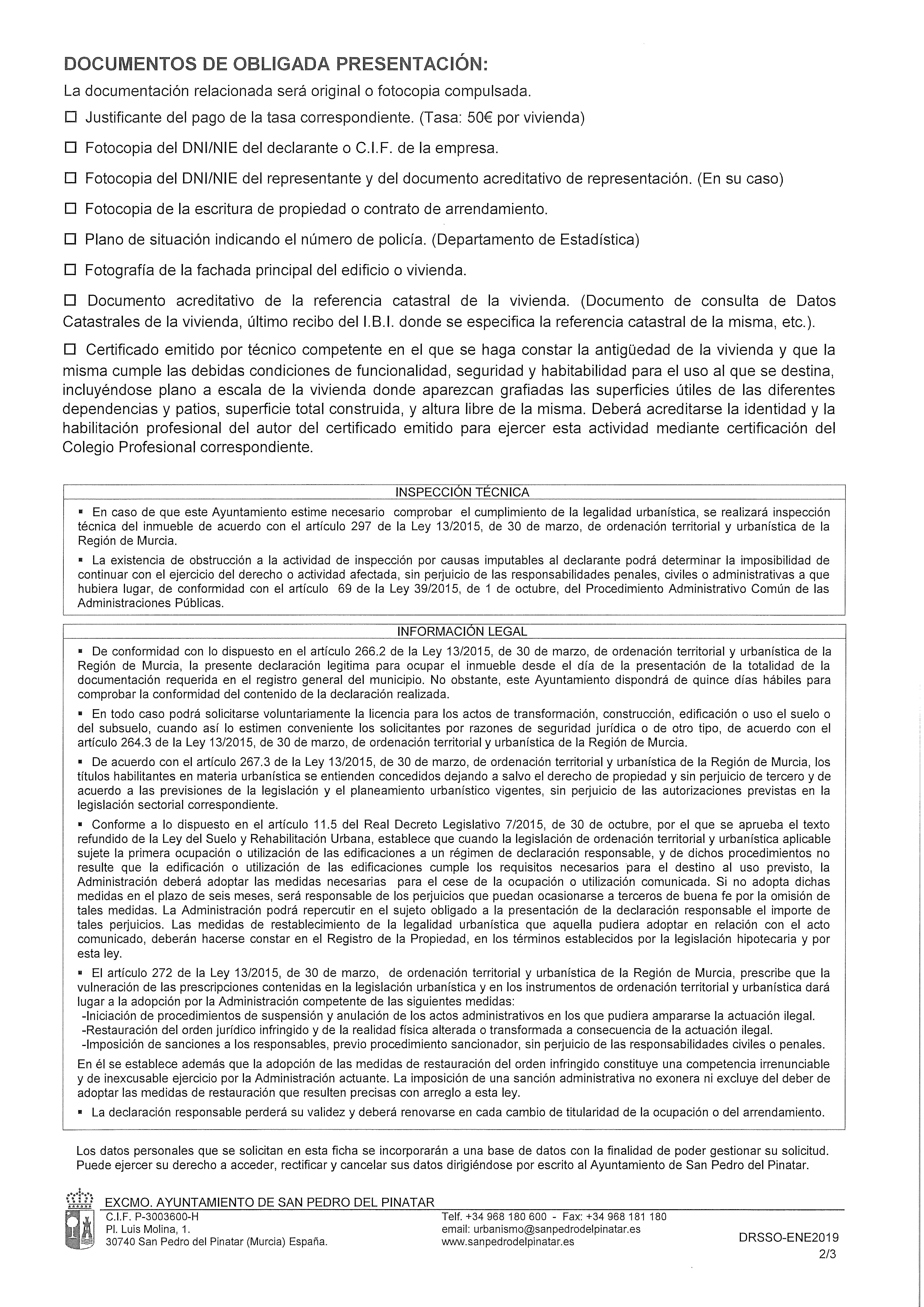 Impreso - Declaración Responsable Segunda Ocupación - San Pedro del Pinatar_Página_2
