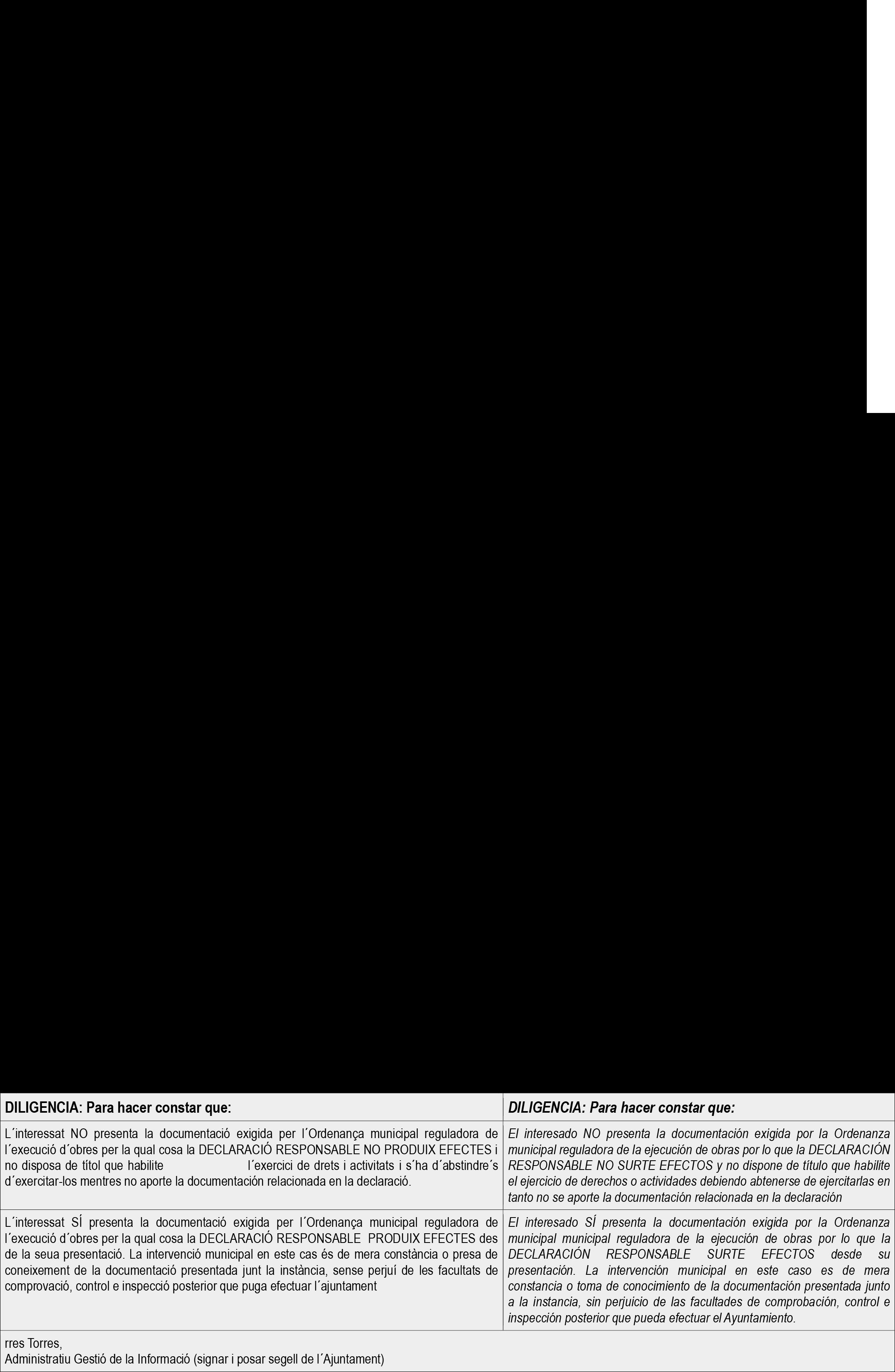 Impreso Declaración Responsable Segunda Ocupación - Torres Torres-2