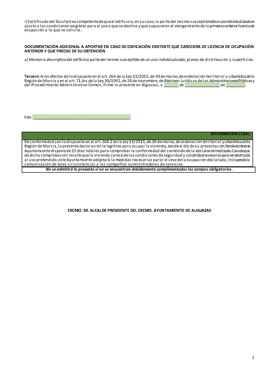 Impreso Declaración Responsable Segunda Ocupacion Alguazas_Página_2
