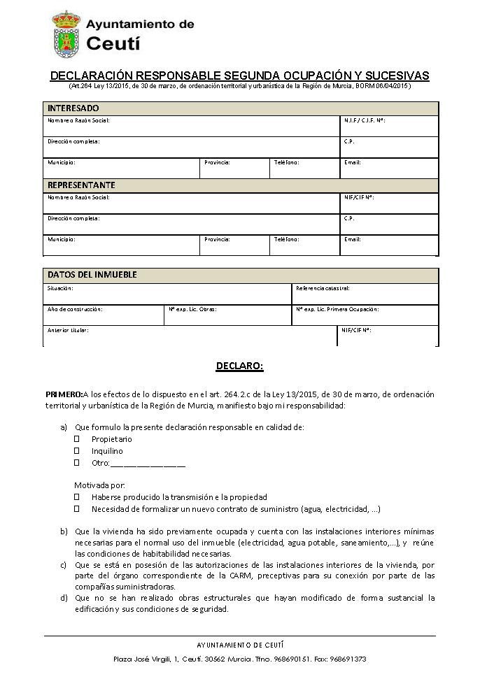 Impreso Declaración Responsable Segunda Ocupacion Ceutí_Página_1