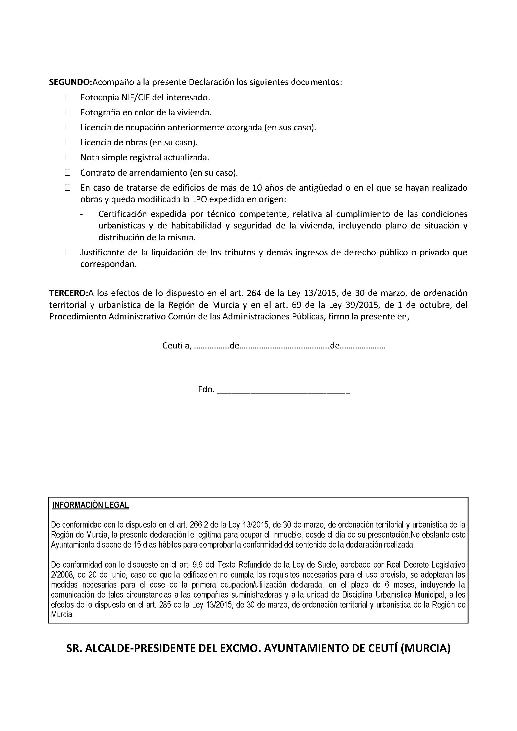 Impreso Declaración Responsable Segunda Ocupacion Ceutí_Página_2