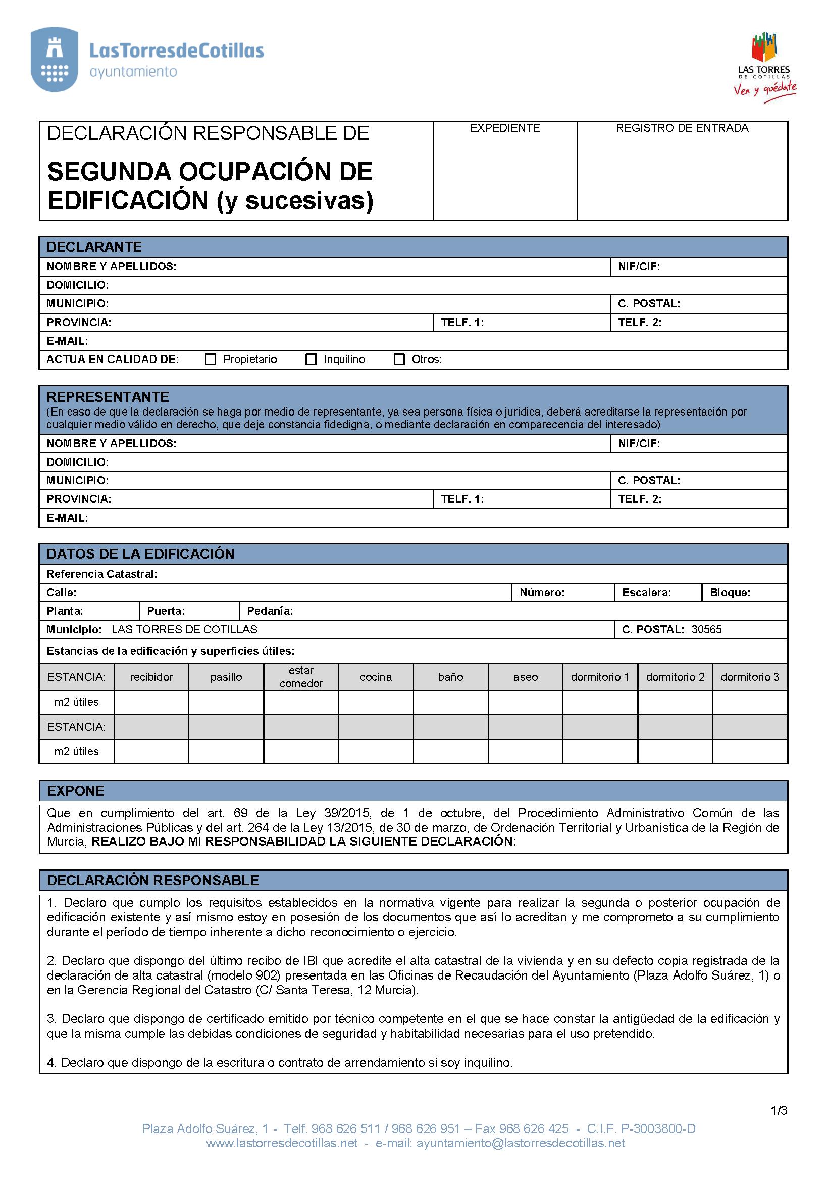 Impreso Declaración Responsable Segunda Ocupacion Las Torres de Cotillas_Página_1
