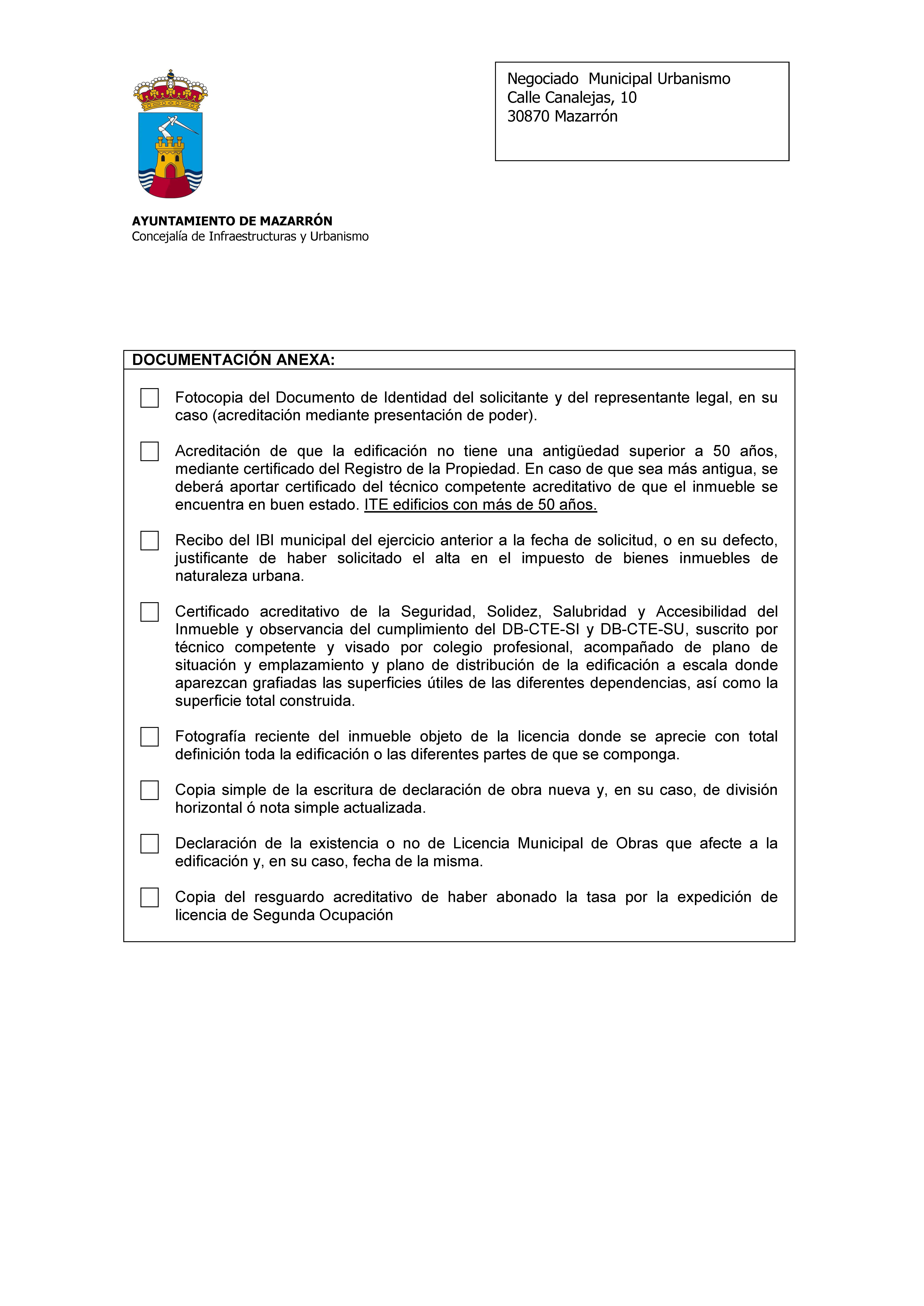 Impreso Declaración Responsable Segunda Ocupacion Mazarrón_Página_2