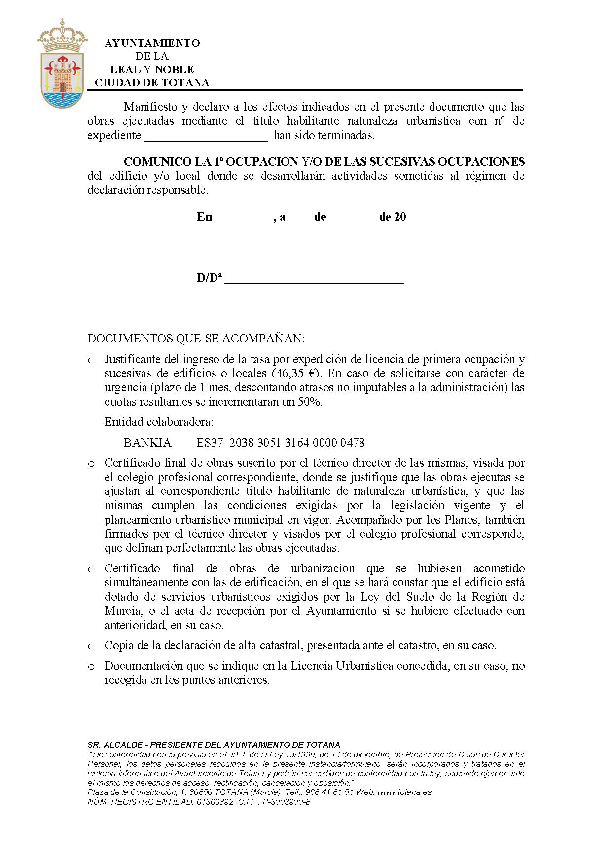 Impreso Declaración Responsable Segunda Ocupacion Totana_Página_2