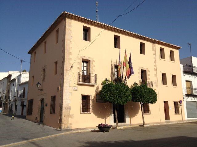 Ayuntamiento de Benisa