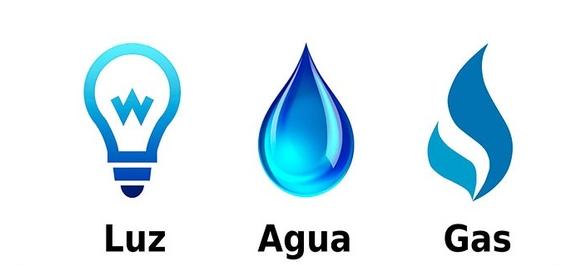 gás-água-e-luz